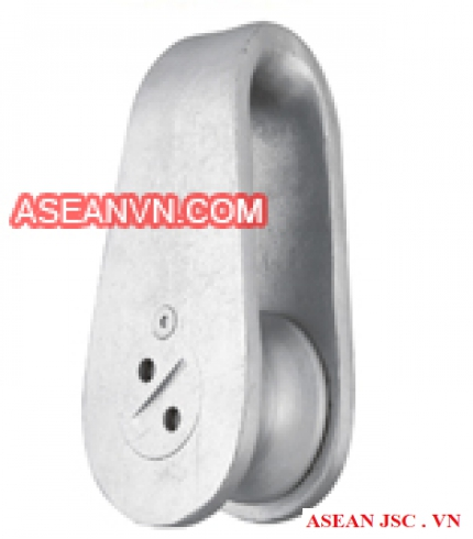 Stainless Mandal Fairlead Shackle -KP6057