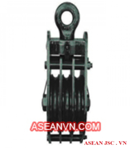 Ròng rọc Steel Block, Swivel Eye Type [KP-5022]