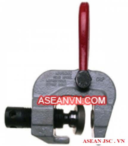 Screw-Adjusted Cam Plate Clamps